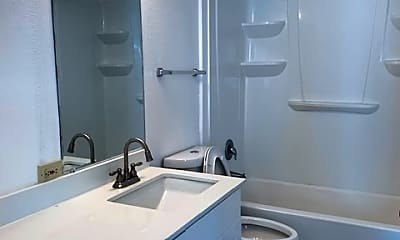 Bathroom, 9214 Densmore Ave N, 2