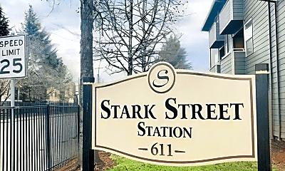 Community Signage, 611 SE 190th Ave, 1