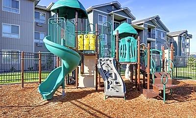 Playground, Copper Mountain, 2