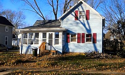Building, 409 Iowa St, 1