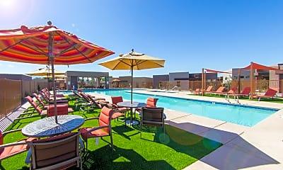 Pool, Sabino Vista, 2