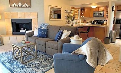 Living Room, 5051 N Sabino Canyon Rd 1238, 1