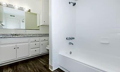 Bathroom, Normandy Apartment Homes, 2