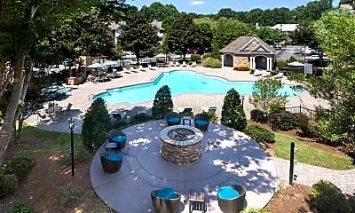 Pool, Crestmark, 2