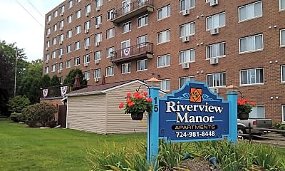 Riverview Manor, 1