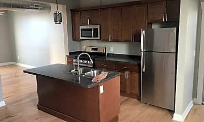 Kitchen, Lofts at Five Points, 0
