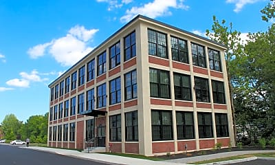 Building, US Rubber Lofts, 2