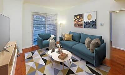 Living Room, 1315 Alma Ave #136, 0