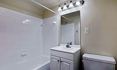 Bathroom, Cityside Huntington Metro, 2