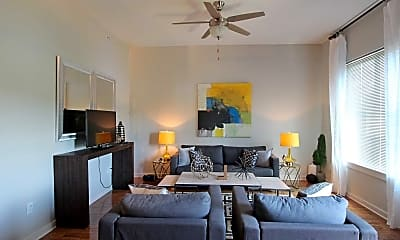 Living Room, The Landings, 1
