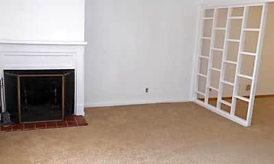 Living Room, 1610 Binney Dr, 1