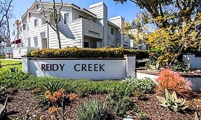 Community Signage, Reidy Creek, 1