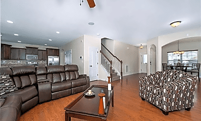 Living Room, 2527 Milum Rd, 1