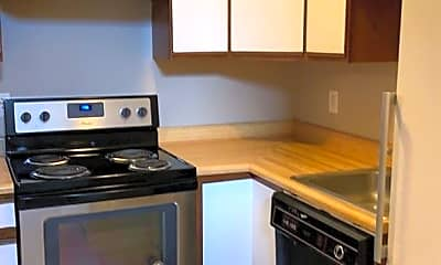 Kitchen, 1328 Bradley Dr, 1
