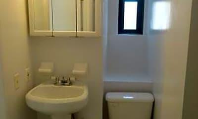 Bathroom, 530 E 78th St, 2