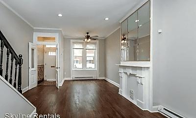 Living Room, 2616 N 18th St, 0