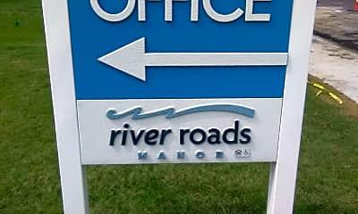 River Roads Manor & Estates, 1