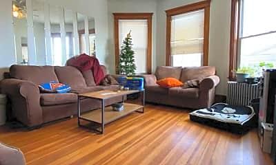 Living Room, 181 Fellsway W, 0