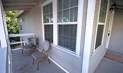 1640 W Mistletoe Ave REAR, 1