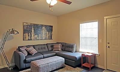 Living Room, Reserve at Chaffee Crossing Apartments, 1