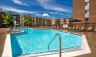Pool, 4 S Van Dorn St 507, 2