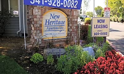 New Heritage Apartments, 1