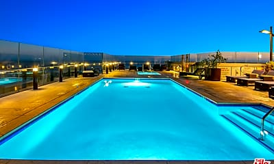 Pool, 1755 Ocean Ave 706, 2