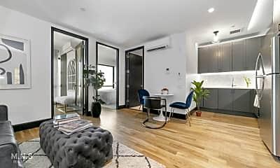 Living Room, 1134 Fulton St 6-A, 0