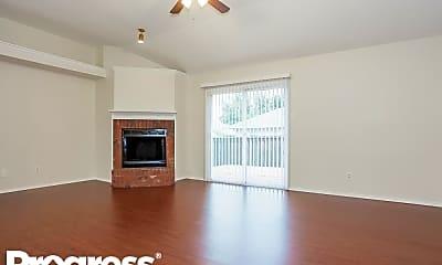 Living Room, 819 Carrington Dr, 1