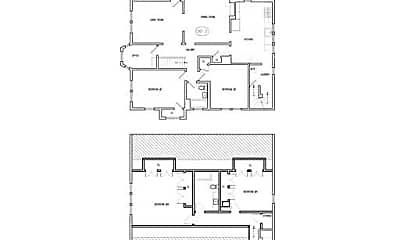 Bedroom, 26 Playstead Rd, 2