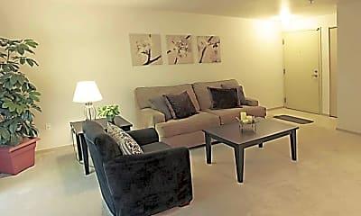 Living Room, Silver Springs, 1