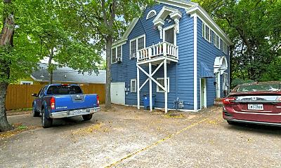 Building, 3303 Duval St, 0