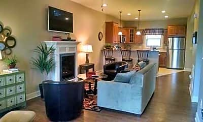 Living Room, Parkside Townhomes of Candlewood, 1