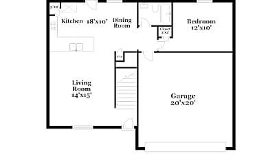 Building, 15569 Briar Forest Dr, 2