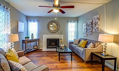 Living Room, Harvest Hill, 1