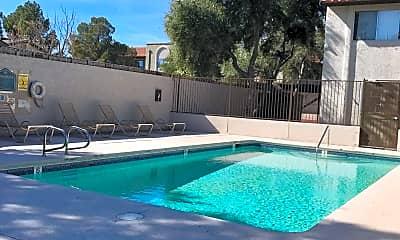 Pool, Tropicana Del Este Apartments, 2