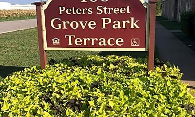 Grove Park Terrace, 1