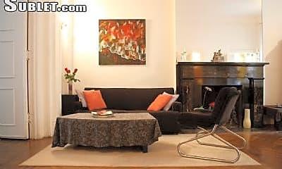 Living Room, 126 W 13th St, 1