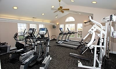Fitness Weight Room, The Lakes Of Olentangy, 1