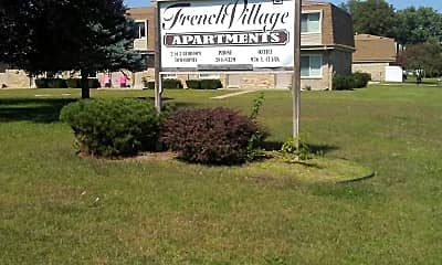 French Village Apartments, 1