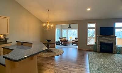 Living Room, 6357 Wild Oaks Ter NE, 2