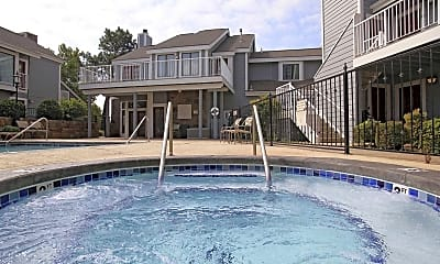 Pool, Stoneridge Apartments, 1