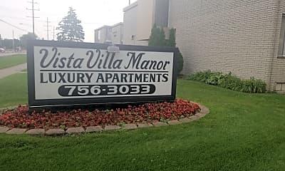Vista Villa Manor, 1