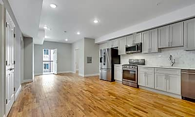 Kitchen, 725 Sip St 506, 1