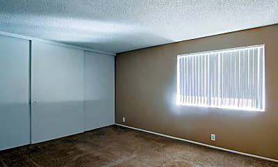 Bedroom, Peppertree Apartments, 2