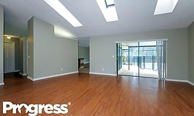 Living Room, 1509 Carter Oaks Dr, 1