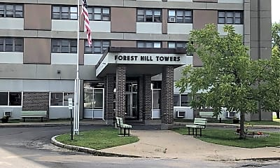 Forest Hill Towers, 1