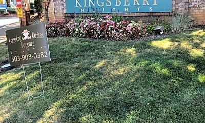 Kingsberry Heights, 1