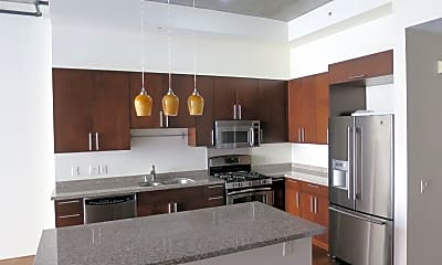 Kitchen, 1025 Island Ave 308, 1