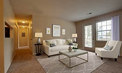 Living Room, Villages At Spring Hill, 0